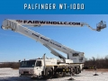 Palifinger WT-1000 Aerial Lift Platform at Fair Wind, LLC