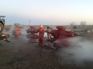 Fair Wind LLC Provides Oilfield Equipment Cleaning Nationwide