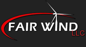 Fair Wind, LLC, Wind Energy and Oilfield Service Maintenance logo