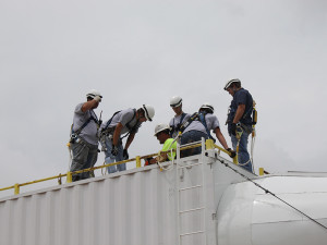 Worker Safety and Training, are our highest priorities at Fair Wind LLC image.