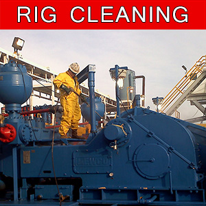 Rig Cleaning
