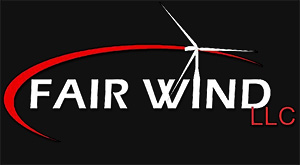 Fair Wind, LLC Wind Industry and Oilfield Services Logo